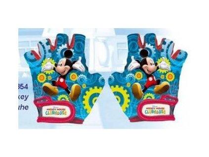 Cyklorukavice Mickey Mouse - skladem
