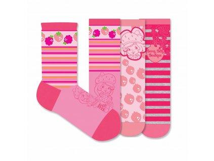 Ponožky Jahůdka- Strawberry 953-131