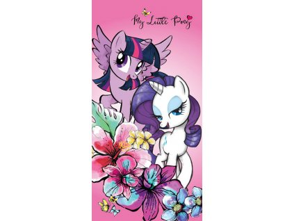 Osuška My Little Pony Friendship adventure 70/140