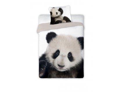 Povlečení Panda 140/200, 70/90