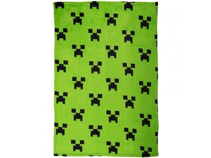 Fleece deka Minecraft 100/150