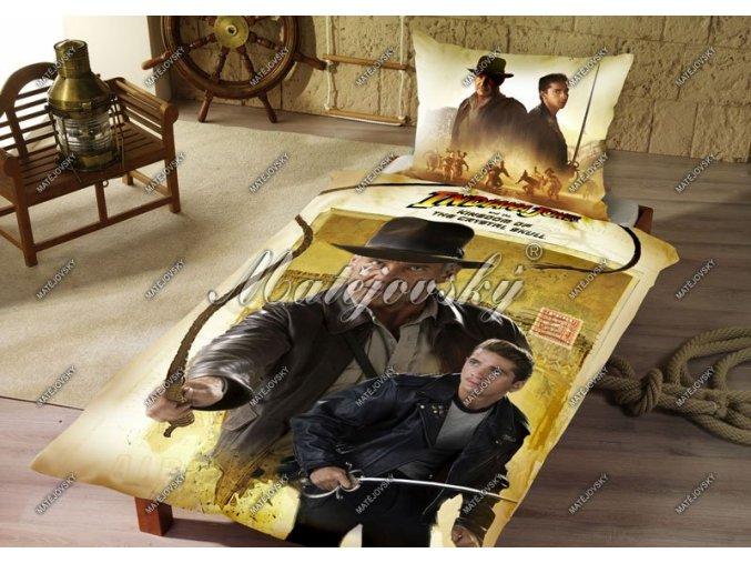 Povlečení Matějovský Indiana Jones 140/200