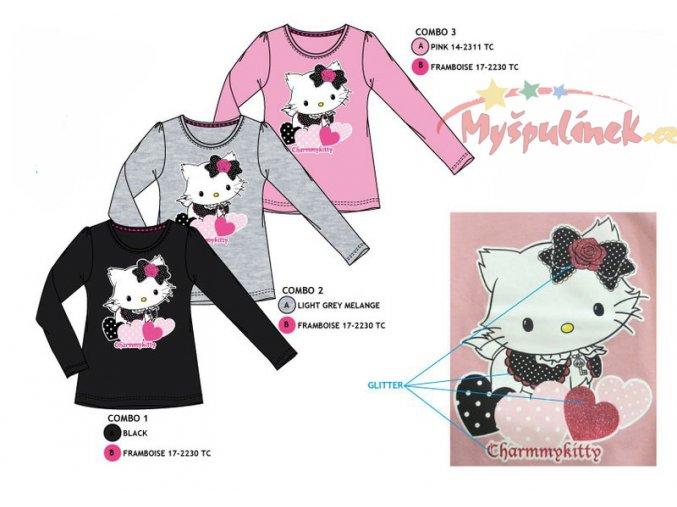 Triko Hello Kitty-Charmmy Kitty 1141