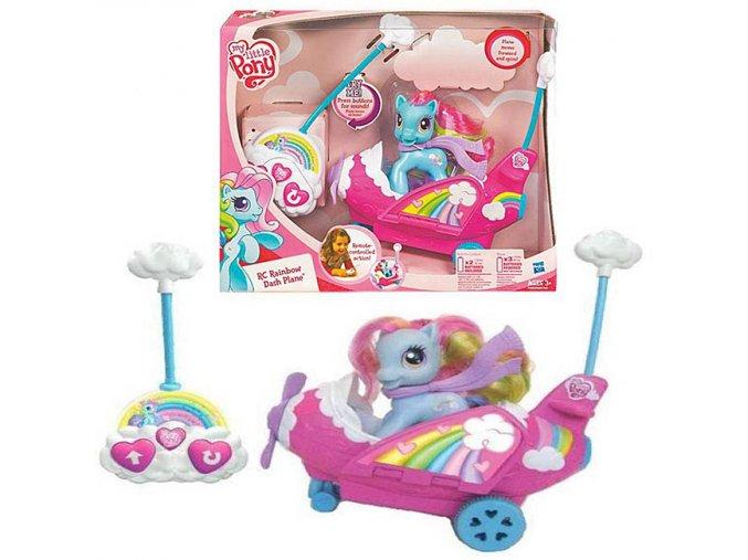My Little Pony Rainbow Dash RC Plane SKLADEM