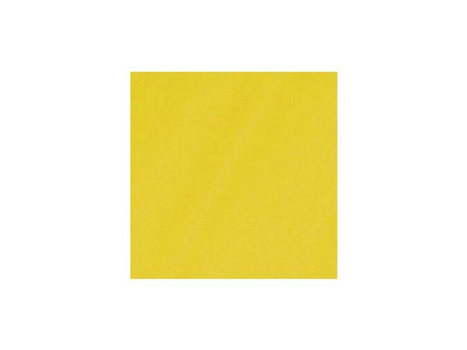 Bavlněné plátěné prostěradlo 1 Lůžko 140x240 CITRONOVÁ Veratex