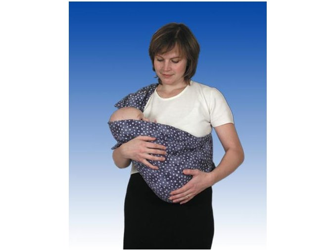 Babyvak plus od Pechů - modrotisk