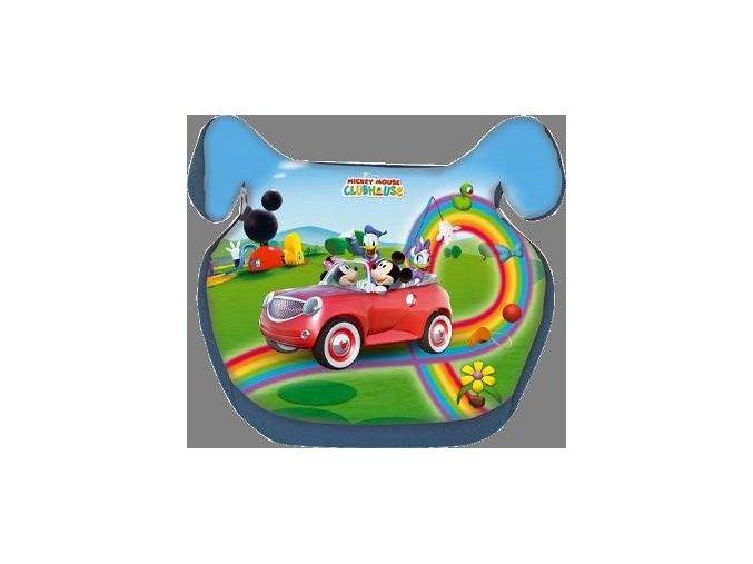 Autosedačka Podsedák Mickey Mouse KFZ-711 - skladem