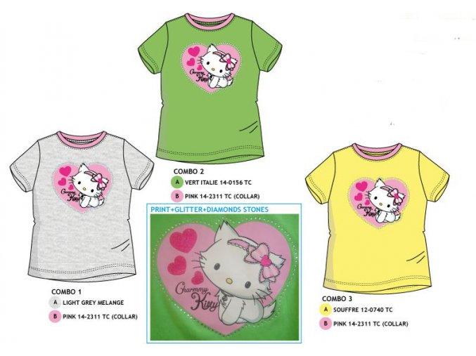 Triko Hello Kitty-Charmmy Kitty 1110