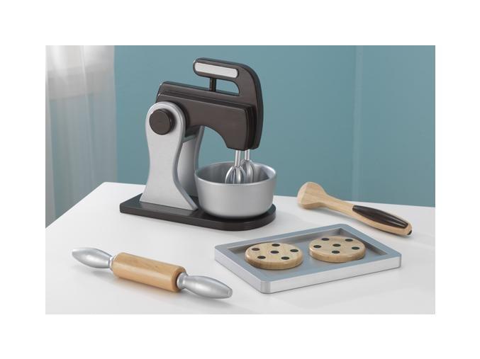 Sada na pečení s mixerem a doplňky ESPRESSO KidKraft