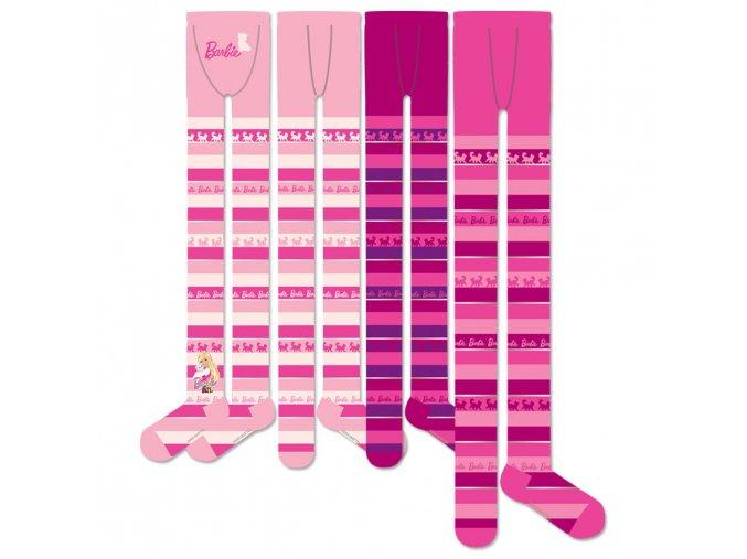 Punčocháče Barbie s froté uvnitř 952-077