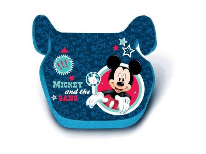 Podsedák do auta Mickey Mouse