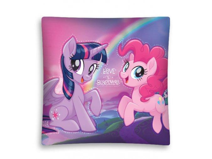 Povlak na polštářek My Little Pony micro 40/40