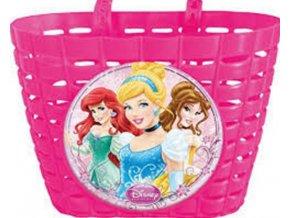 Košík na kolo Princezny
