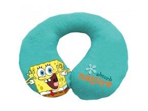 Dětský cestovní polštářek SpongeBob