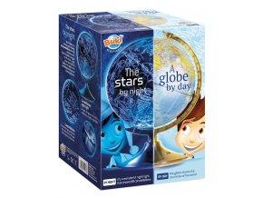 BUKI 2v1 Globus a souhvězdí 7341UK 1
