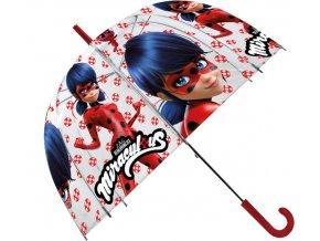 Průhledný deštník Kouzelná Beruška