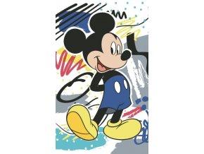 Dětský ručník Mickey blue 50/30