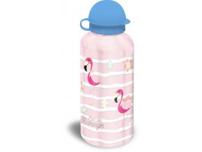 ALU láhev Plameňák pink 500 ml