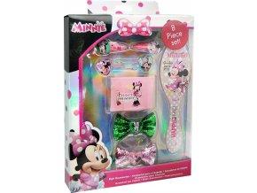 Doplňky do vlasů v dárkové krabičce Minnie Happy