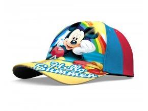Kšiltovka Mickey Summer vel. 52