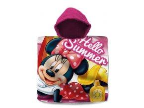 Pončo Minnie Summer 60/120