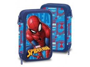 Dvoupatrový plný penál Spiderman