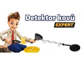 BUKI Detektor kovů EXPERT KTD2000 1