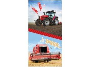 osuška Traktor a Kombajn