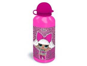 ALU láhev LOL Pink 500 ml
