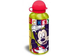 EUROSWAN ALU láhev Mickey green Hliník, Plast, 500 ml