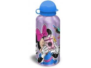 EUROSWAN ALU láhev Minnie lila Hliník, Plast, 500 ml