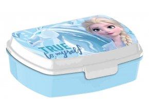 EUROSWAN Box na svačinu Ledové Království 2 Elsa Plast