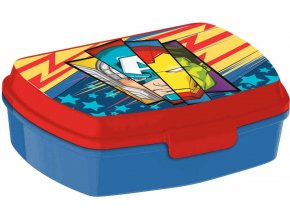 EUROSWAN Box na svačinu Avengers Plast, 16 x 12 x 5 cm