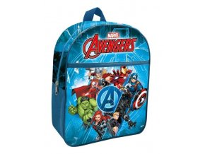 EUROSWAN Dětský batoh s kapsou Avengers Polyester, 30 cm