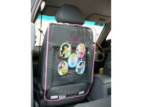 Ochrana předních sedadel (AZET) Disney Princess SKLADEM