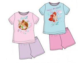 Dívčí pyžamo WINX letní 2120