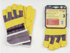 Ochranné pracovní rukavice pro děti SKLADEM