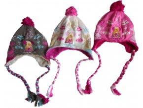 Pletená čepice Barbie 951-922