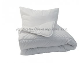 Souprava deka+polštář mikro 140/200 Veratex