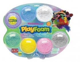 PEXI PlayFoam Boule - Workshop set