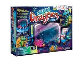aqua dragons vizalatti elovilag led vilagitassal 3004 LRG