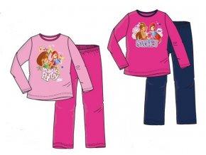pyžamo winx víly