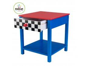 KidKraft Dětský noční stolek FORMULE