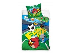 Povlečení Angry Birds Rio Fly 140/200