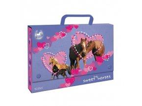 teczka z raczka sweet horses