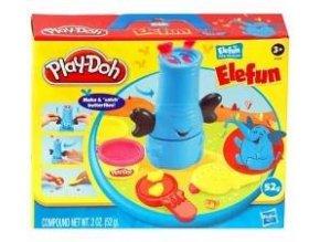 PlayDoh ELEFUN Hrací set Slůně 24093