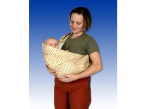 Babyvak plus od Pechů - hnědý
