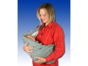 Babyvak od Pechů - zelená kostka