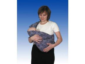 Babyvak od Pechů - modrotisk