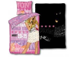 Dětské povlečení Hannah Montana Summer 140/200